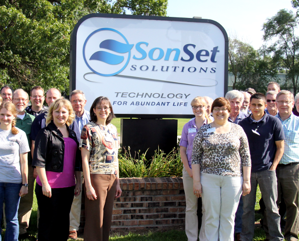 The SonSet Solutions Team