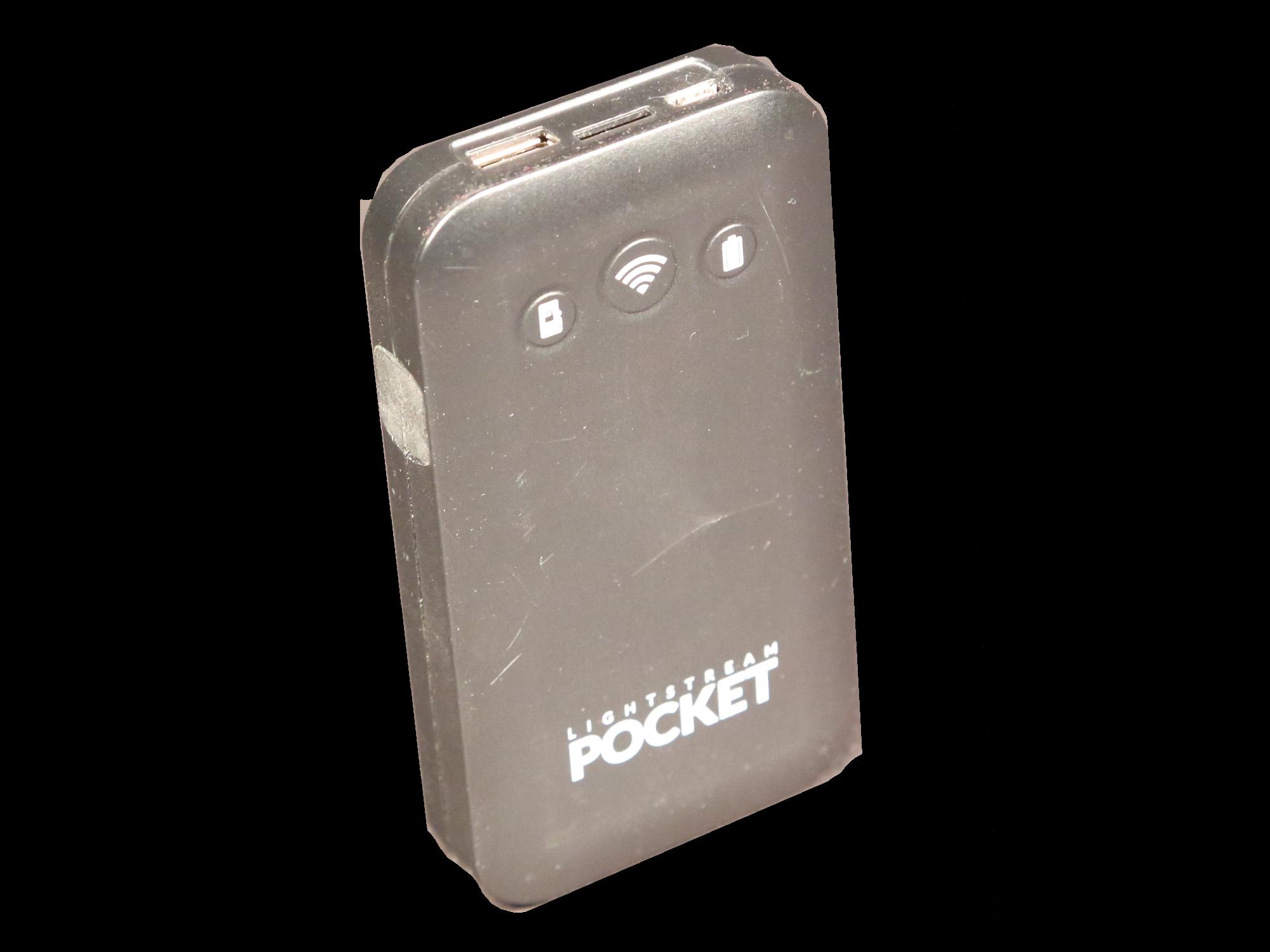 Lightstream Pocket