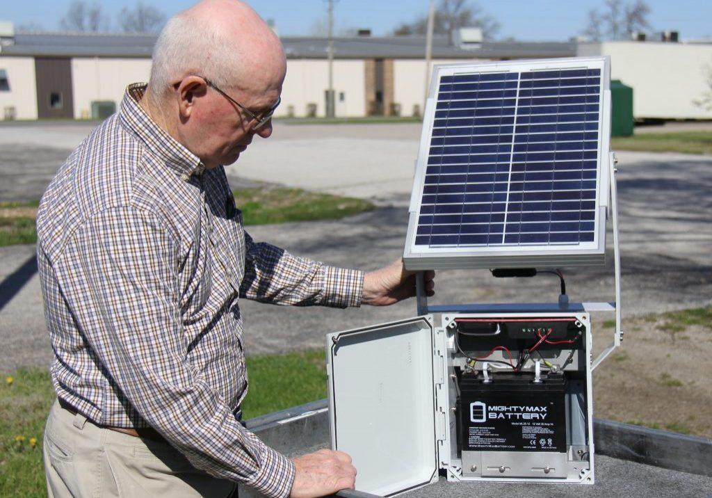 Solar Media Broadcaster